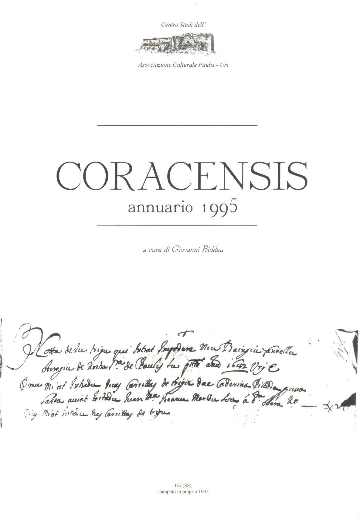Coracensis