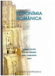 Toponimia romanica min